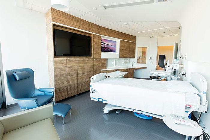 Dịch vụ quản lý phòng chăm sóc y tế chuyên nghiệp.