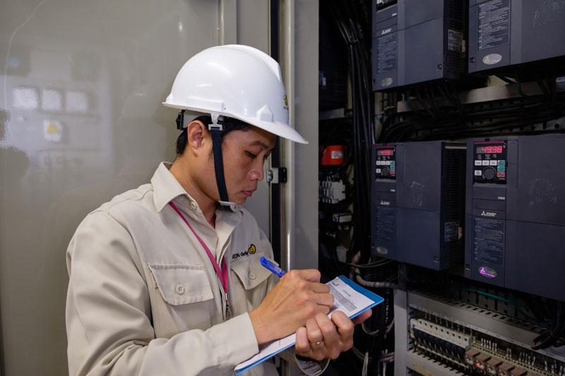 Dịch vụ quản lý tòa nhà uy tín tại HCM và Hà Nội công nghệ hiện đại.