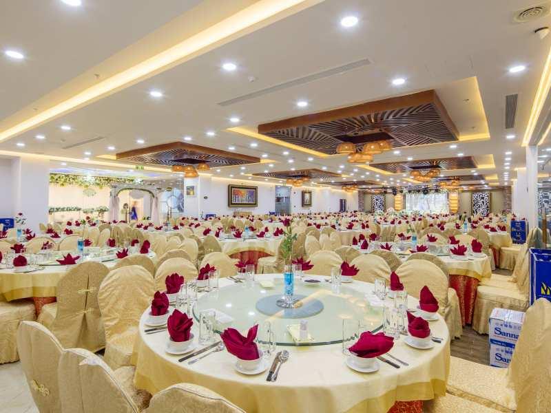 Dịch vụ vệ sinh nhà hàng khách sạn chuyên nghiệp đạt chuẩn quốc tế.
