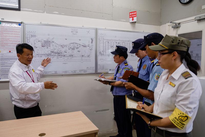 Giám sát an ninh camera chuyên nghiệp tại TPHCM.