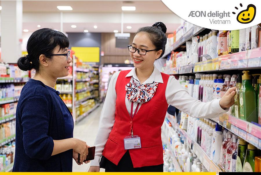 Quản lý chăm sóc khách hàng tại TPHCM, Hà Nội, Bình Dương.