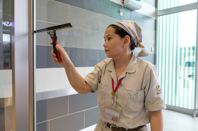 Công ty dịch vụ vệ sinh tại Quận Từ Liêm Hà Nội chuẩn Quốc tế, công nghệ hiện tại